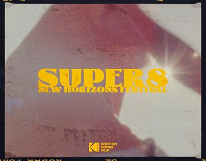 SUPER8 | NEW HORIZONS FESTIVAL