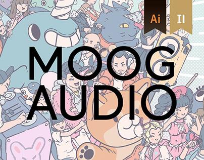 Moog Audio - Speakers