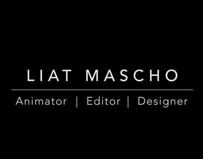 Motion Graphics and Animation Reel