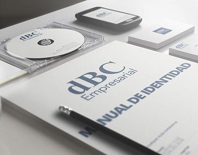 dBC Empresarial Manual de identidad
