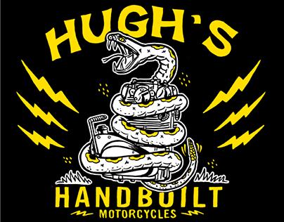 Hugh's Handbuilt : Graphic Tee