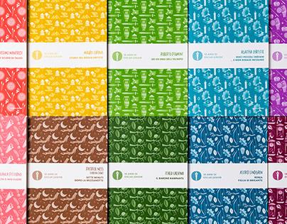 Oscar Junior Mondadori 10year SpecialEdition - Patterns