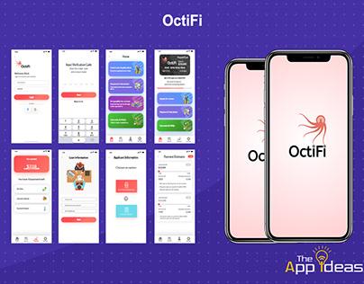 Mobile App Development - Octifi