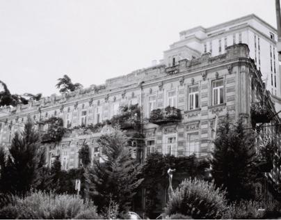 Architecture of Tiflisi