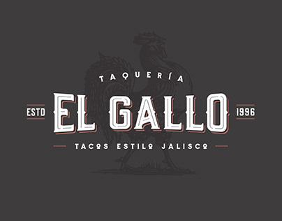 """EL GALLO """"Tacos Estilo Jalisco"""""""