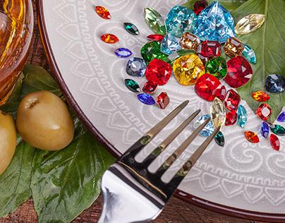 Italian Crystal Food for Greenbird.ru