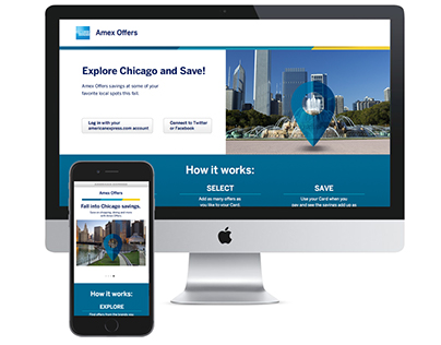 Amex Offers - Explore Chicago