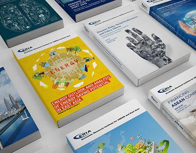 ERIA - Book Cover Design