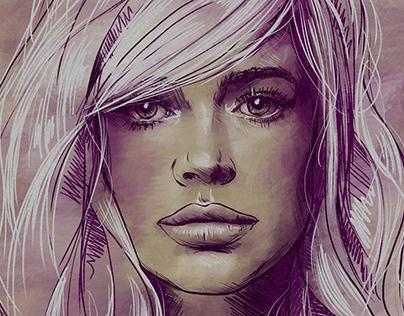 ICONS - Digital Art