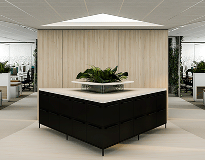 Design and render collection -Office spaces- _012