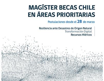 Difusión Concurso Becas Chile