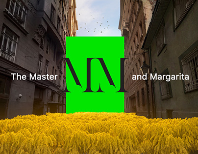The Master and Margarita. I was there. Google Readings