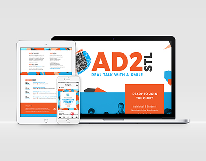 AD2STL Branding