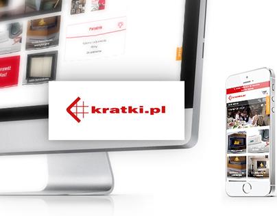 E-commerce platform, B2B system and website