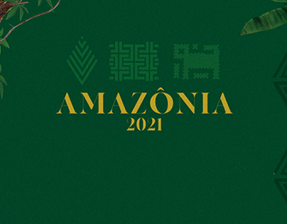 Identidade Visual - Gráfica Amazonas