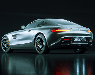 Mercedes AMG GT Studio