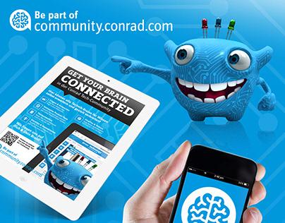 Conrad Community
