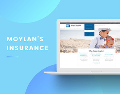 Moylan's Insurance Website