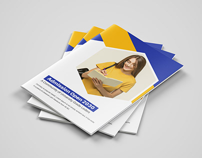 Educational brochure and copany profile design