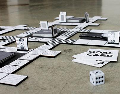 Shady Dealings: Board Game