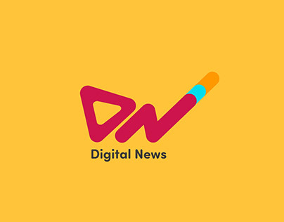 Vinheta - Digital News