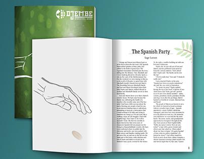 Djembe Intercultural Affairs Journal - Volume 20 Design