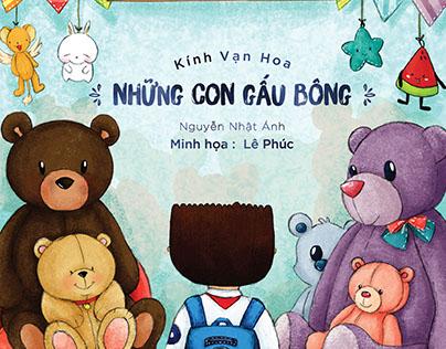 Những Con Gấu Bông / Teddy bears