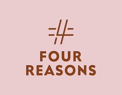 Four Reasons Brand identity