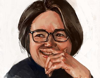 Portrait / Mother