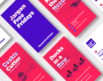 Jargon Free Fridays - Website & Branding