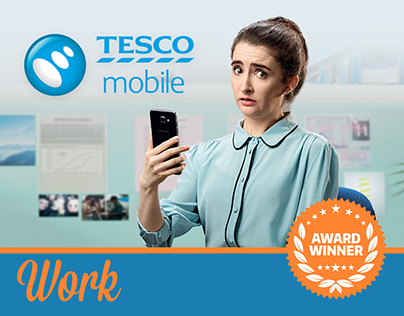 Tesco Mobile Ireland (Social Media)