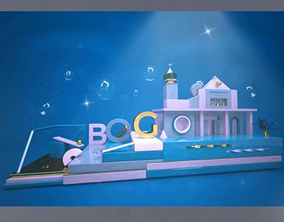 Bogotá 3D