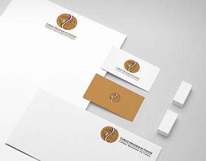 Cultura Mexicana en Francia - Logo Design