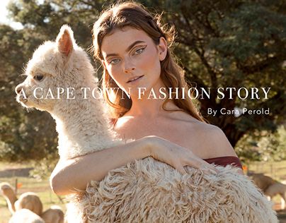 A Cape Town Fashion Story