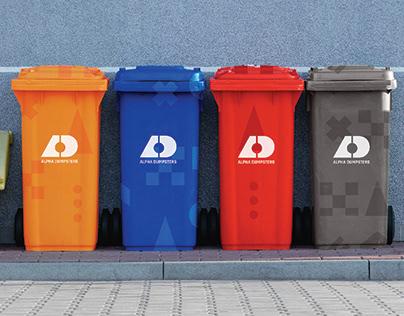 Alpha Dumpster