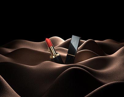 产品动画-口红《Mysterious lipstick 》