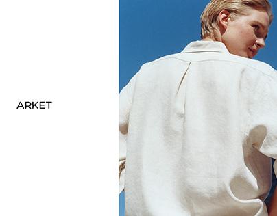 ARKET | Design Concept