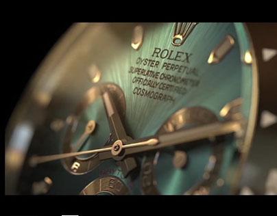 Rolex Daytona - Animation