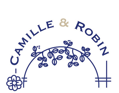 Camille & Robin - Faire part