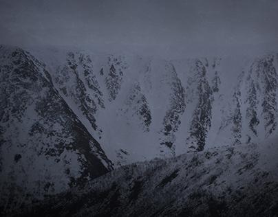 Dark Spring: April in Northern Norway