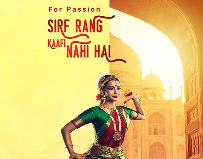 Sirf Rang Kaafi Nahi Hai