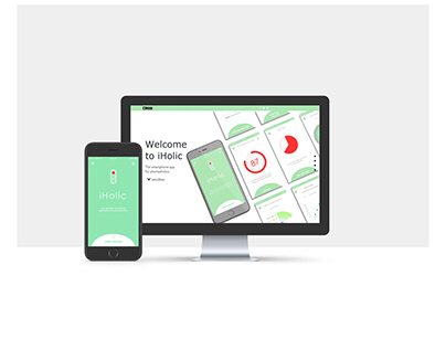 iHolic Smartphone App