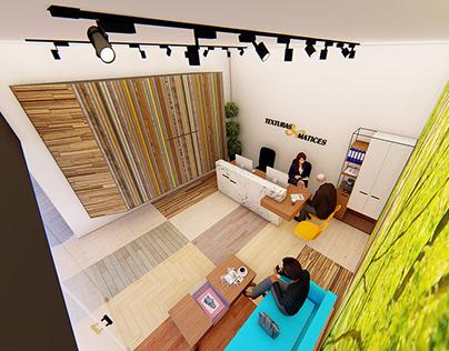 Flooring Showroom Design