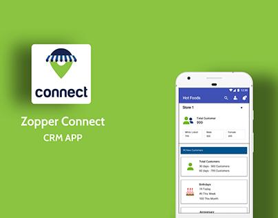 Zopper Connect CRM App