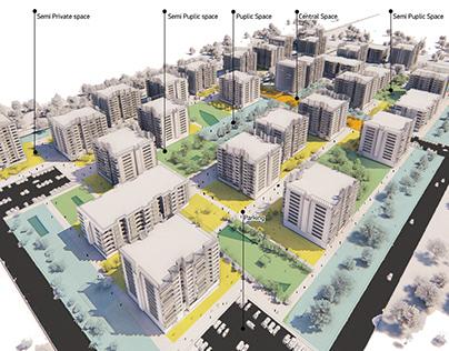 housing project in new Damietta