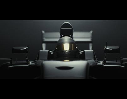 Compilation of 3d racing shots