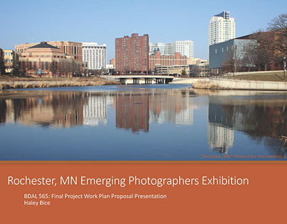 Exhibition: Proposal Presentation