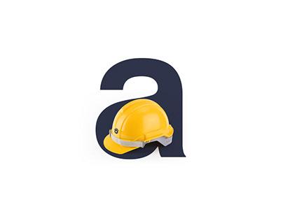 Ajusto brand identity