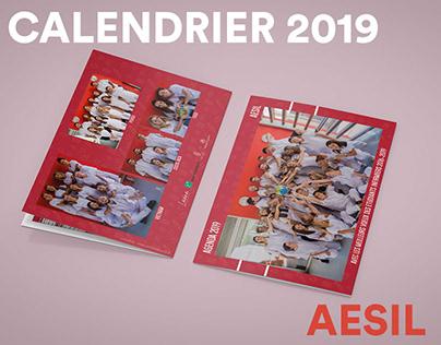 Calendrier 2019 - AESIL