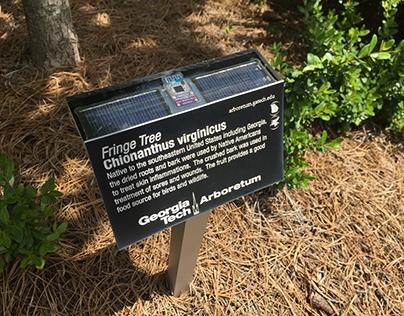Arboretum iBeacon Tag